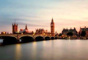 Puente en Reino Unido
